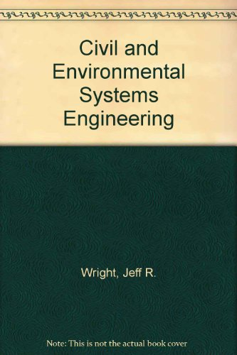 9780536017390: Civil and Environmental Systems Engineering
