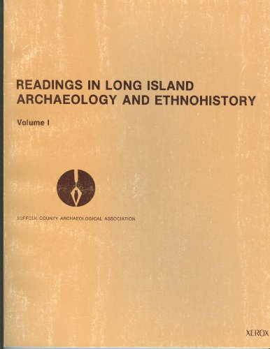 Early papers in Long Island archaeology (Readings: Antiquities