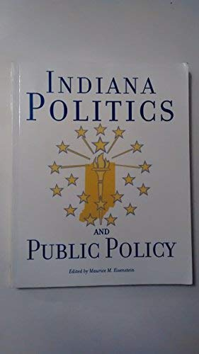 9780536021199: Indiana Politics and Public Policy