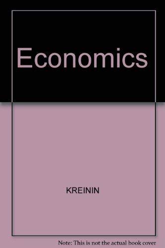 9780536023100: Economics