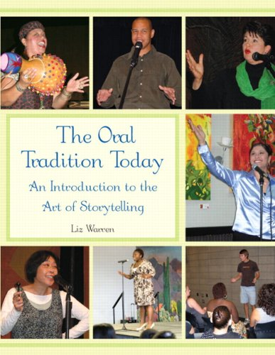 9780536032980: The Oral Tradition Today: An Introduction to the Art of Storytelling