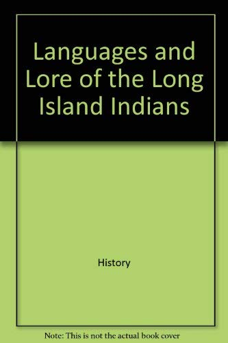 Languages and lore of the Long Island: Gaynell Stone, Nancy