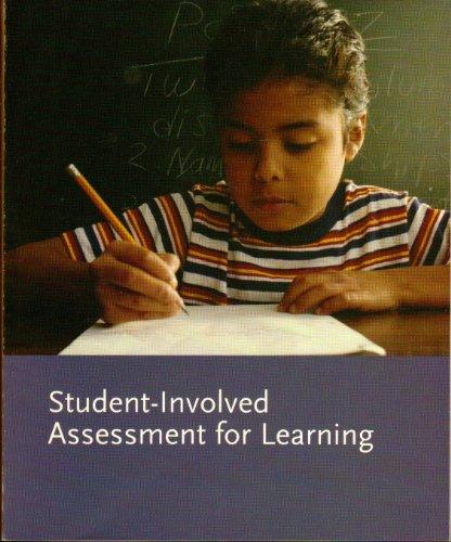 9780536066312: Student-Involved Assessment for Learning (Student-Involved Assessment for Learning)