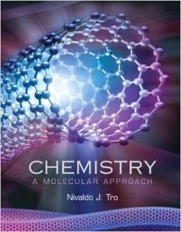 9780536067067: Chemistry: A Molecular Approach