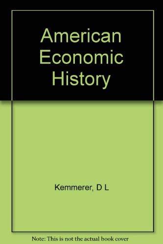 American Economic History: JONATHAN HUGHES; LOUIS