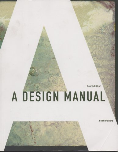 9780536106841: A Design Manual