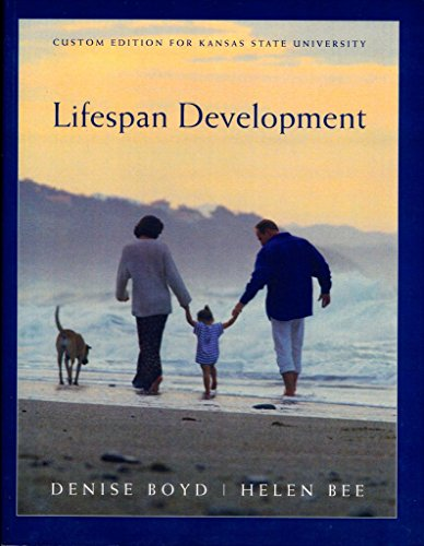 9780536120335: Lifespan Development (4th International Edition)