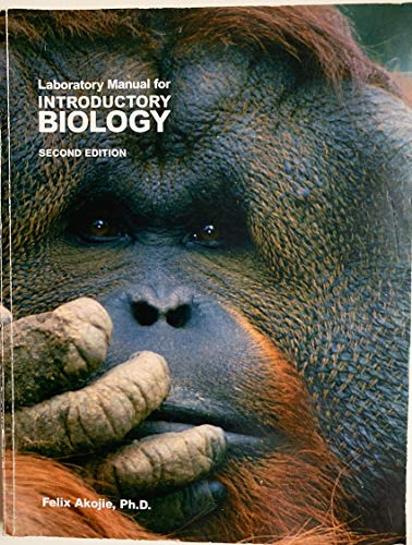 9780536122179: Laboratory Manual for Introductory Biology, 2nd Edition, West Kentucky Community and Technical College