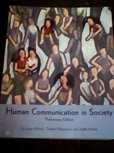 9780536128188: Human Communication in Society