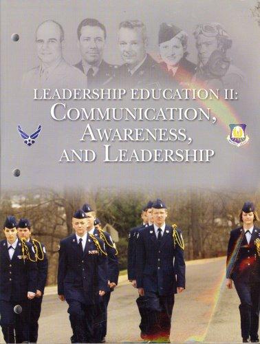 Leadership Education II: Communication, Awareness, and Leadership: JROTC