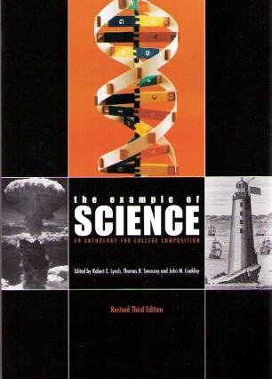 9780536131393: The Example of Science - An Anthology for College Composition