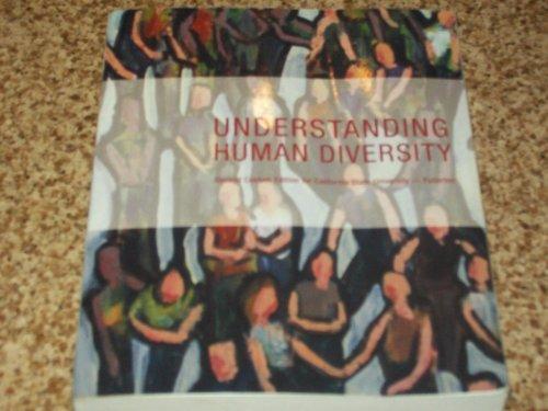 9780536131546: Understanding Human Diversity (2nd Custom Edition for California State University-Fullerton)