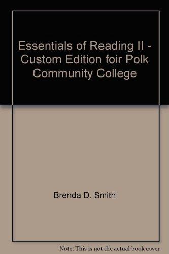9780536135131: Essentials of Reading II - Custom Edition foir Polk Community College