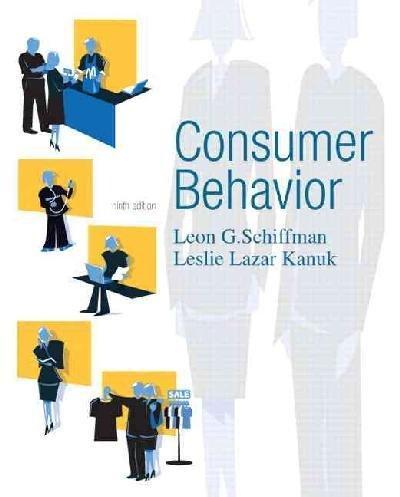9780536157775: Consumer Behavior