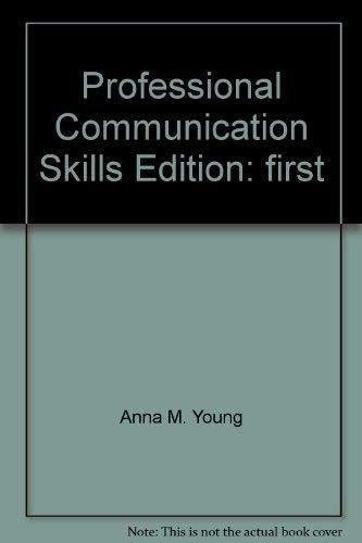 9780536169983: Professional Communication Skills