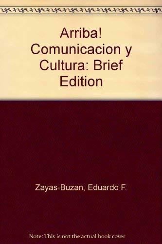 9780536172396: Arriba! Comunicacion y Cultura: Brief Edition (Spanish Edition)