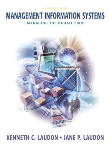 9780536202796: Management Information Systems: Managing The Digital Firm