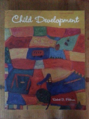 9780536209917: Child Development (Custom Edition)