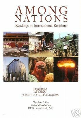 9780536248312: Among Nations: Readings in International Relations
