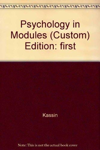 Psychology in Modules: Saul Kassin