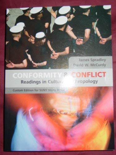 9780536295736: Conformity & Conflict Readings in Cultural Anthropology