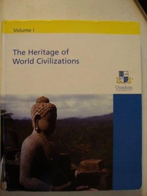9780536312778: The Heritage of World Civilizations (World Civilizations, Volume 2)