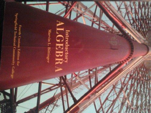 9780536316745: Introductory Algebra