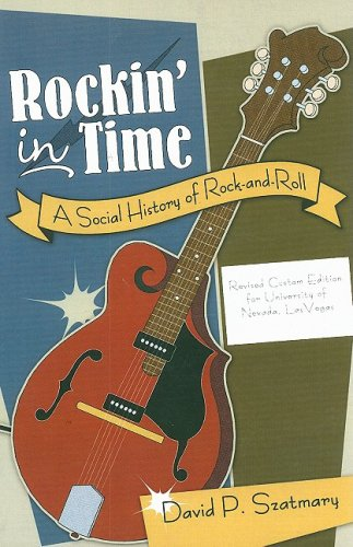 9780536325389: Rockin' in Time: A Social History of Rock-And-Roll