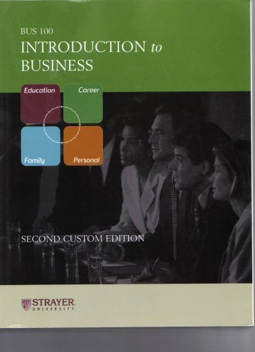 9780536332660: Introduction to Business