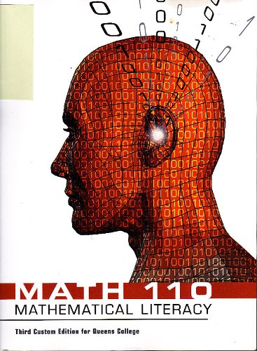 Math 110 Mathematical Literacy - 3rd Custom