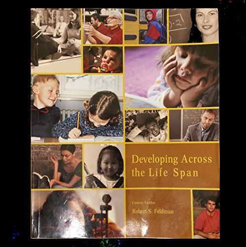 9780536341303: Developing Across the Life Span