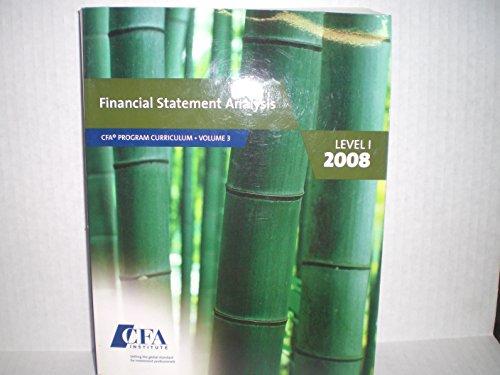 9780536341808: Financial Statement Analysis
