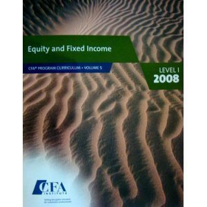 9780536342270: equity and fixed income