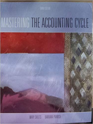 9780536348203: Mastering the Accounting Cycle
