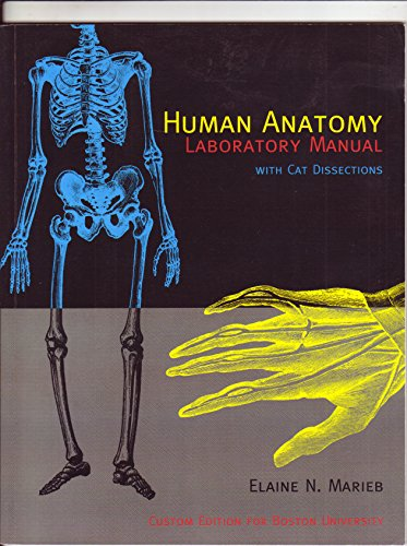 9780536348425: Human Anatomy: Laboratory Manual with Cat Dissections