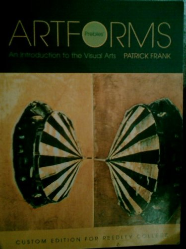 9780536351289: Artforms (An Introduction to the Visual Arts)