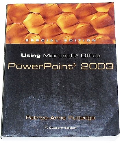 9780536353474: Using Microsoft Office Powerpoint 2003