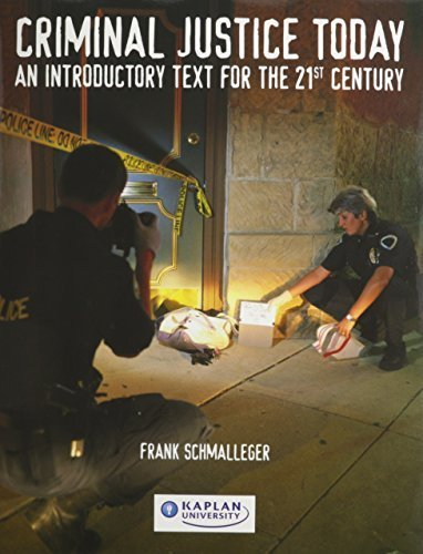 9780536357588: Criminal Justice Today an Introductory Text for the 21st Century
