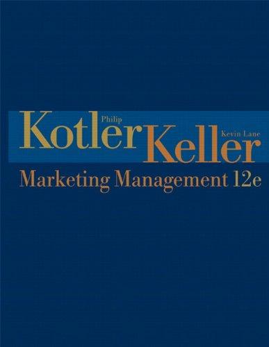 9780536359742: Marketing Management