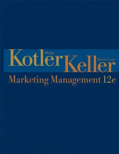 Marketing Management: Philip Kotler, Kevin