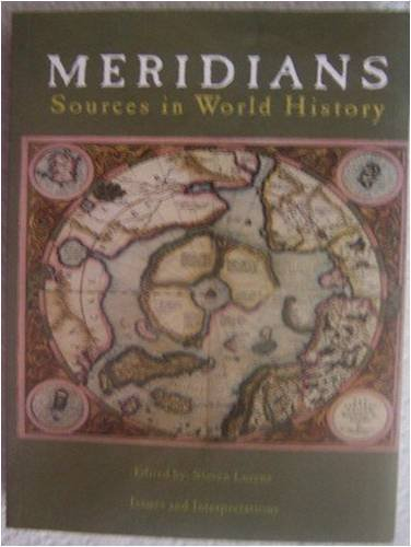 9780536368997: Meridian's, Sources in World History (Issues and Interpretations)
