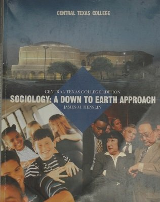 9780536386236: Sociology: A Down to Earth Approach, 8th Edition