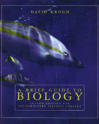 9780536396204: A Brief Guide to Biology (Custom Edition for Southwestern Illinois College)
