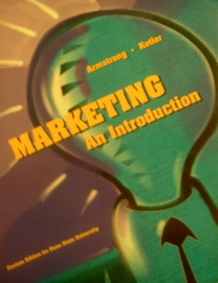 Marketing: An Introduction (Custom Edition for Penn: Gary Armstrong