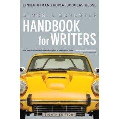 9780536429896: Simon & Schuster Handbook for Writers w/ Pearson Access Card (8th Edition)