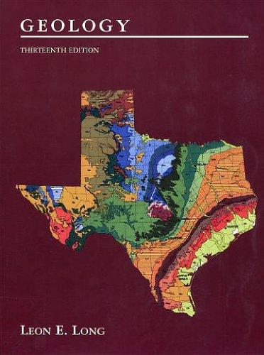 Geology, Thirteenth Edition: Leon E. Long