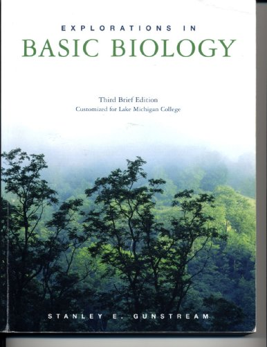 9780536454577: Explorations in Basic Biology