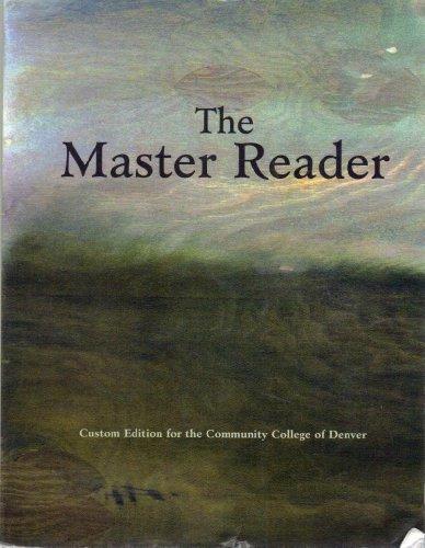 Master Reader: Custom Edition for the Community College of Denver: Henry, D.J.