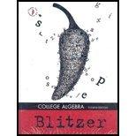9780536457042: College Algebra - With 1 CD (Custom)
