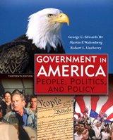 9780536460042: Government in America Custom Edition for Portland Co. College